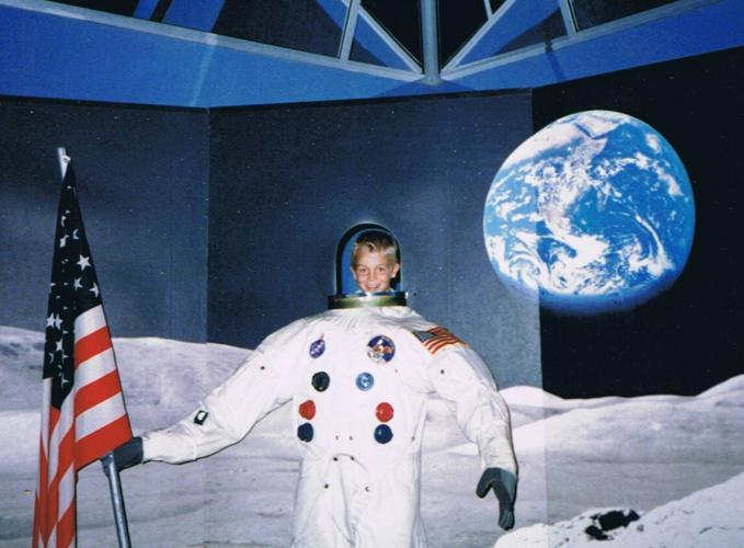 Brandon ready for Space age 7